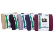 Essential Medical Supply Inc F1412BK Lumbar Cushion with strap - Black