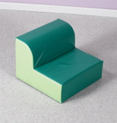 Childrens Factory CF322-387 Library Chair- Green