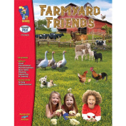 On The Mark Press OTM244 Farmyard Friends