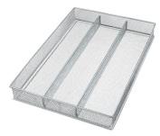 YBM Home 1150 Three Part In-drawer Utensil Organiser