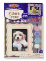 Decorate-Your-Own Wooden Picture Frame