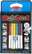 On the Go Magic Velvet - Dinosaur