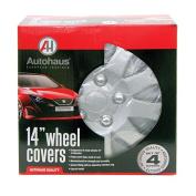 Autohaus Wheel Covers 36cm
