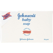 Johnson's Baby Soap Twin Pack