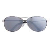 Beach Works Unisex Aviator Sunglasses