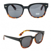 Beach Works Unisex Tortiseshell Wayfarer Sunglasses