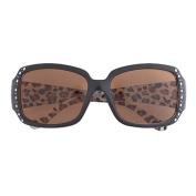 Beach Works Women's Animal Diamante Sunglasses