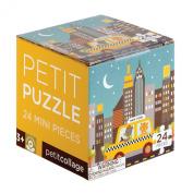 Petit Collage Petit Puzzle, Nyc Taxi