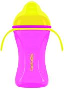 Bebek Plus Flexible Spout Bottle with Handles, Imagineon, 240ml