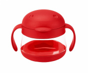 Ubbi Tweat Snack Container, Red