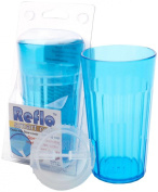 Reflo Smart Cup - Blue - 8-300ml