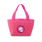 Caroline's Treasures SS4759-PK Belington Terrier Lunch or Doggie Bag, Large, Pink