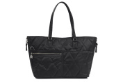 Danzo Nappy Bags Lexington, Black with Orchid Interior