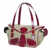 Mia Bossi Maria Nappy Bag, Red Pepper