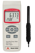 Anaheim Scientific H300 Humidity and Temperature Metre with Dew Point and Data Logger