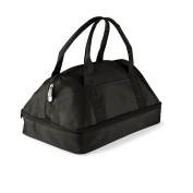 Picnic Time 'Potluck' Insulated Casserole Tote Bag, Black