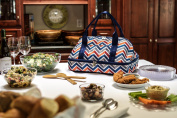 Picnic Time 'Potluck' Insulated Casserole Tote Bag, Vibe Collection