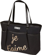The Bumble Collection Sequin Tote Bag, Je'taime