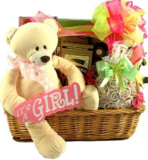 Gift Basket Village For The Proud Parents of a Precious Princess Gift Basket