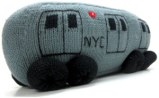 Estella Hand Knit Train Plush Toy