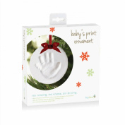 Tiny Ideas Baby's Handprint Ornament Footprint Maker