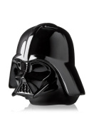 Official Star Wars Darth Vader Piggy Bank for Kids- Black- One Size