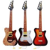 Vktech® Kid's Baby 4 String Acoustic Guitar Wisdom Development Simulation Music Toy