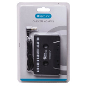 Tech.Inc Cassette Adapter for the iPod/iPhone and MP3