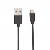 Tech.Inc Micro USB Cable 1m Black