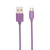 Tech.Inc Micro USB Cable 1.2m Purple