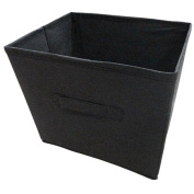 Sort It Mini Bookcase Storage Box Black