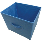 Sort It Mini Bookcase Storage Box Blue