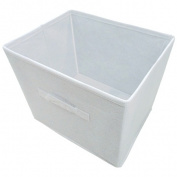 Sort It Mini Bookcase Storage Box White