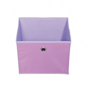 Sort It PVC Storage for Mini Bookcase Purple
