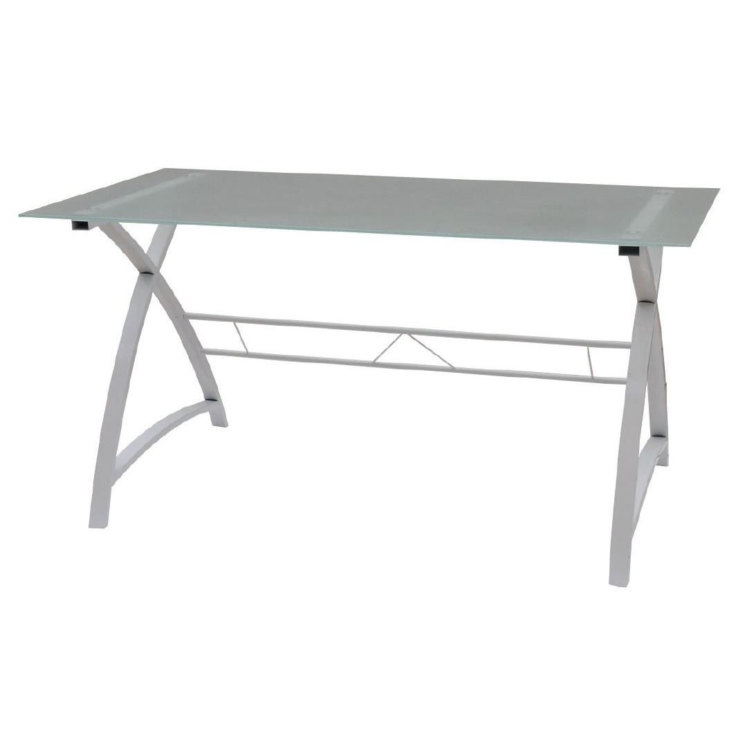 office glass tables. Solano Office Glass Top Desk By - Shop Online For Homeware In New Zealand Tables T