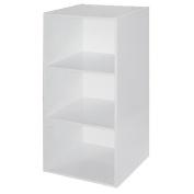 Living & Co Wardrobe Storage Cabinet 3 Tier