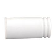 Miles Nelson Door Stop Plastic Cushion White