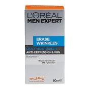 L'Oreal Paris Men Expert Erase Wrinkles Daily Moisturiser 50ml