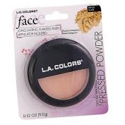 La Colours Pressed Powder Nude BPP261
