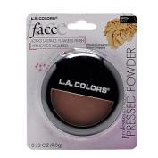 La Colours Pressed Powder Tan