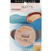 Maybelline Dream Matte Mousse Nude