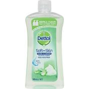 Dettol Touch of Foam Hand Wash Refill Aloe Vera 500ml