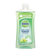 Dettol Touch of Foam Hand Wash Refill Lime & Mint 500ml