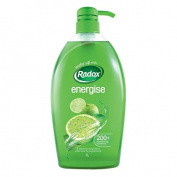 Radox Shower Gel Energise 1L