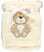 "Snugly Baby ""Teddy Bear Dream"" Plush Blanket"