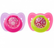 The First Years GumDrop Orthodontic Pacifier - 6-18 months
