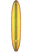 Longboard Surfboard Growth Chart