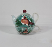 Cosmos Gift Cardinal Tea for One