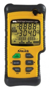 UEi Test Instruments DT304 Quad Input IP67 Digital Logging Thermometer