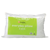 Necessities Brand Pillow 2 Pack